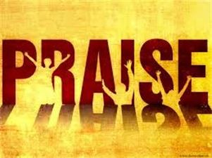 Home--Pray and praise the Lord is thy strength  MIGHTY WORD OF GOD