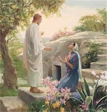 MARY AT THE TOMB MET JESUS-------PICTURE GALLERY#2