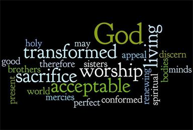word transform -----who we are THE GOSPEL