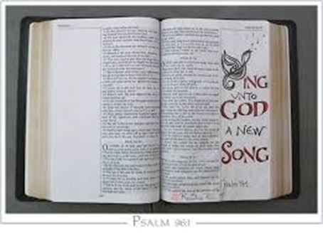 Home--sing god a new song SING PRAISES UNTO GOD